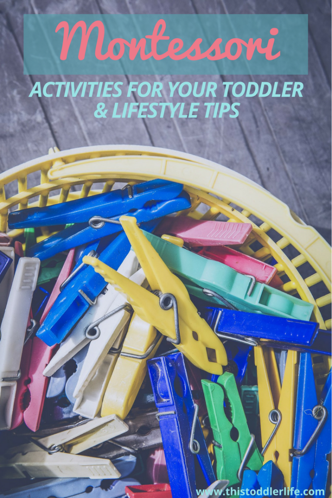 13 Montessori practical life activities for you toddler