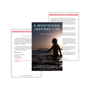 A Montessori Inspire Life eBook.