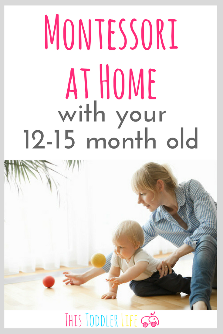 Montessori with your 12 month old to 15 month old is such an exciting time! Find out what you need to do to prepare your environment, what sensitive periods to watch out for and all sorts of activities and materials ideas to stock up on!
