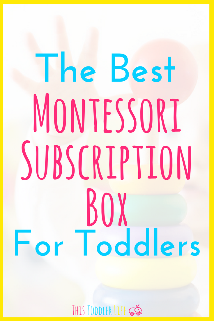 A Montessori subscription box is an easy way to help you bring Montessori into your home. Read more to find out why we rate this subscription box as the best on the market!