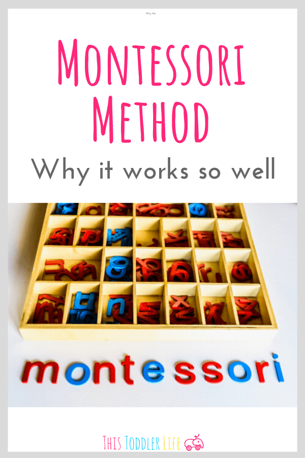 The Montessori method has played a huge part in spreading the concept that learning can be fun and beneficial starting from birth!