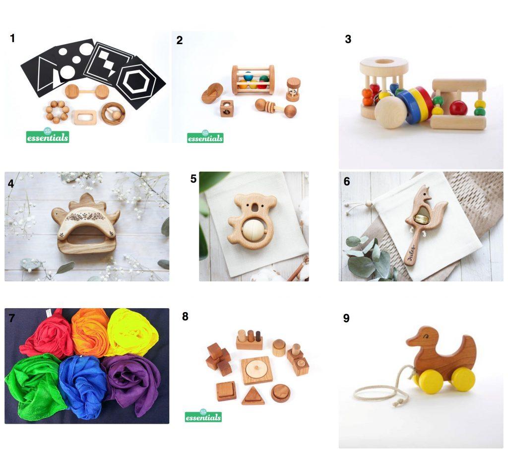 Montessori Gift Guide